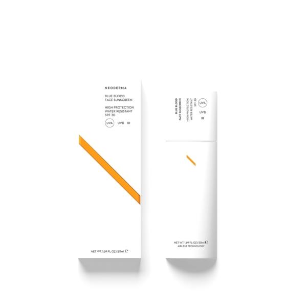 Neoderma Blue Blood Face Sunscreen SPF30