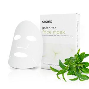 Princess kalmerend gezichtsmaker met groene thee en aloë vera