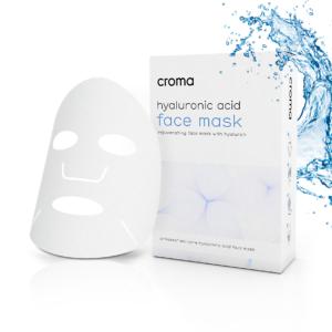 Princess verjongend gezichtsmasker met hyaluronzuur
