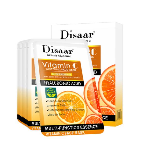 Disaar Hyaluron gezichtsmasker met Vitamine C_box10.2