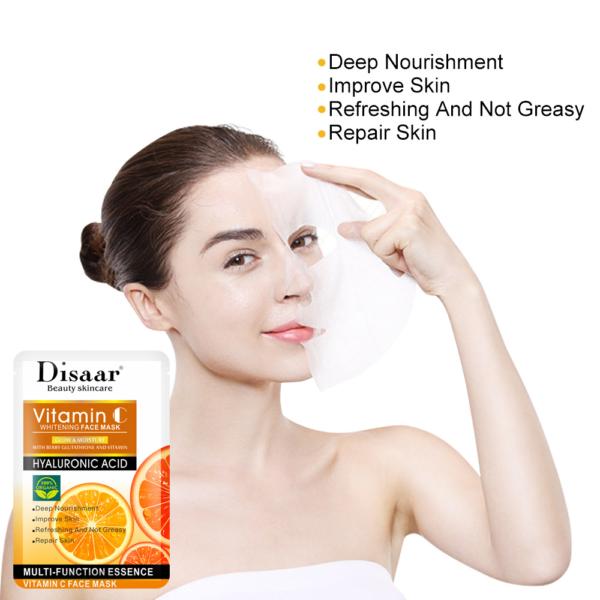 Disaar Hyaluron gezichtsmasker met Vitamine C_demo.2