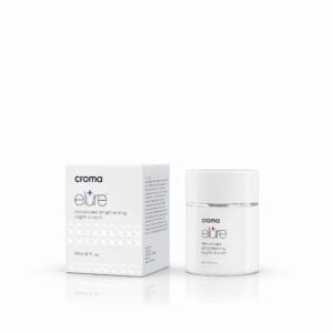 Elure geavanceerde verhelderende nachtcrème voor pigment_compleet