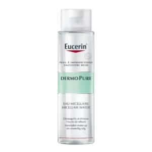 Eucerin DermoPure Micellair water voor de acnegevoelige huid