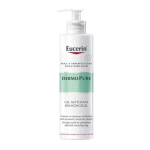 Eucerin DermoPure Reinigingsgel voor een onzuivere huid