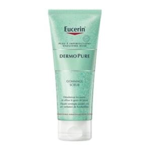 Eucerin DermoPure Scrub voor een onzuivere huid