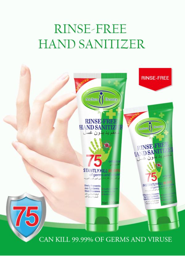 desinfectie handgel biedt bescherming tegen bacterien en virussen_detail2